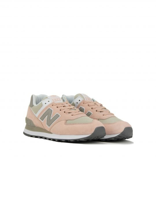 New Balance (WL574NDA) Pink/Grey