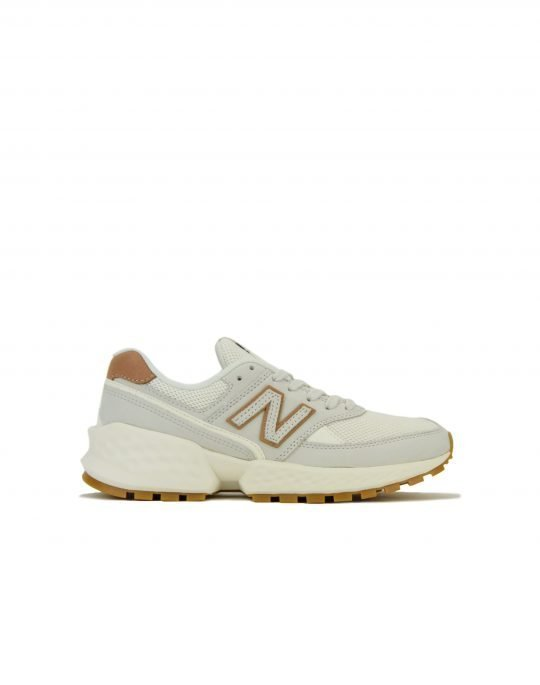 New Balance (WS574ADC) White/Brown