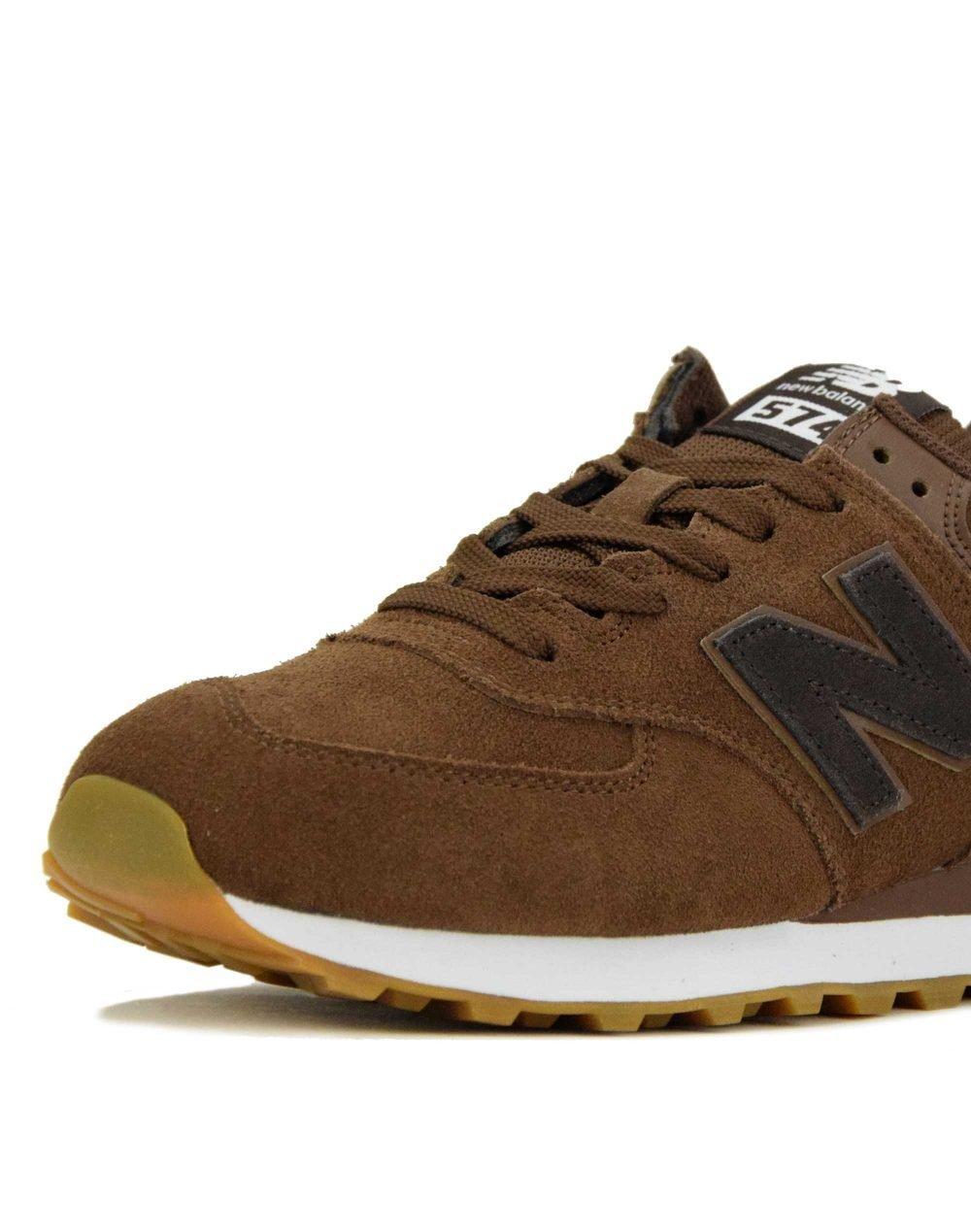 New Balance (ML574NFF) Brown