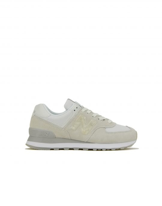 New Balance (WL574WNT) White