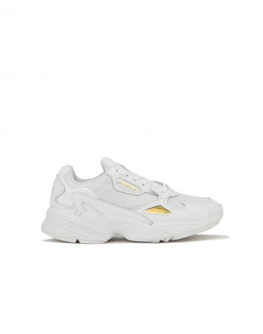 Adidas Falcon (EE8838) White/Gold