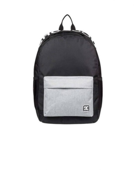 DC Backsider Backpack 18.5L (EDYBP03202-XSSK) Black/Grey