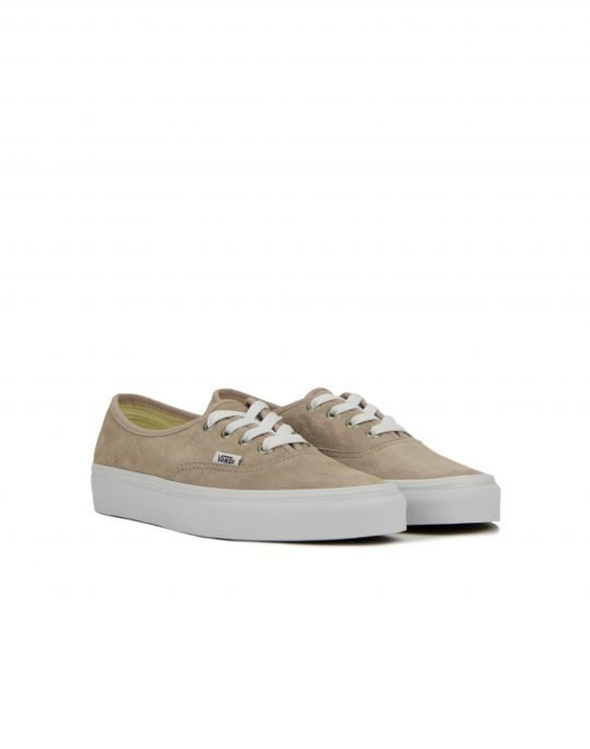 Vans Authentic Pig Suede (VN0A2Z5IV791) Shadow Grey