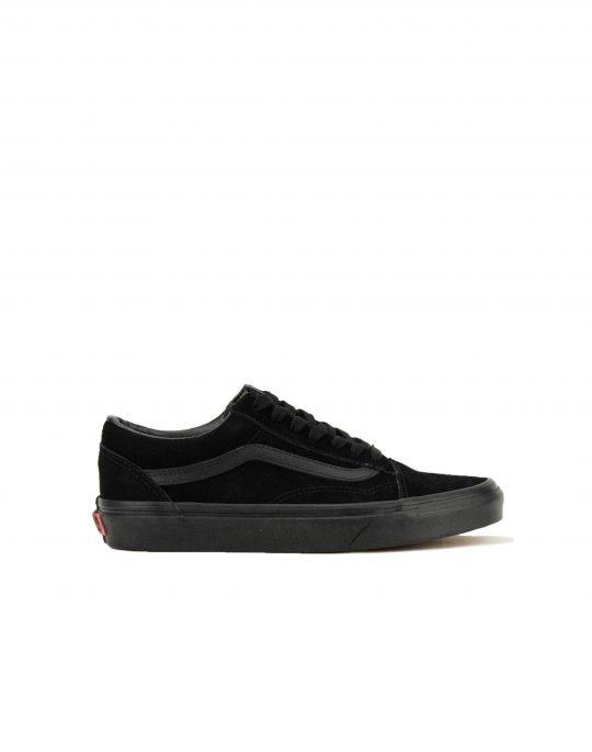 Vans Old Skool Suede (VN0A38G1NRI1) Total Black