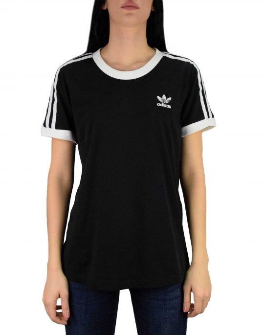 Adidas  3 Stripes Tee (ED7482) Black