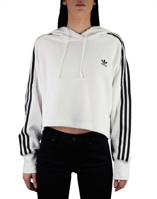 Adidas Cropped Hood (ED7555) White