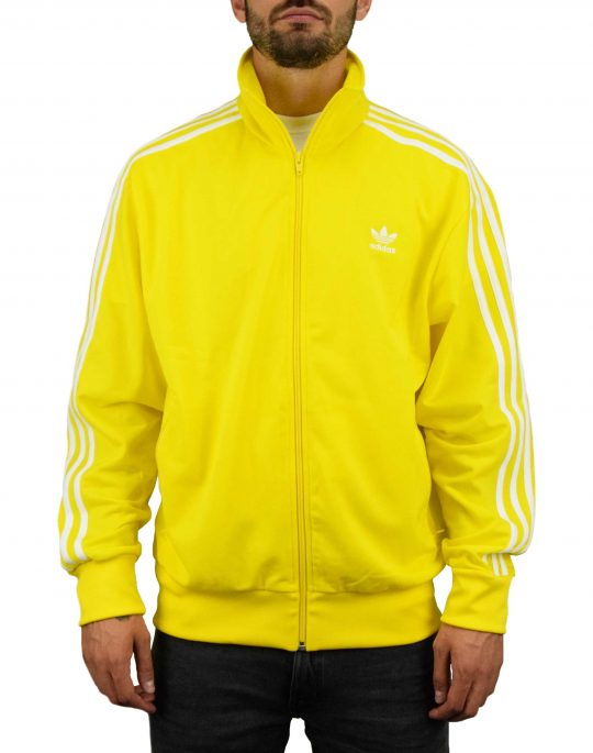 Adidas Firebird Track Top (ED6073) Yellow