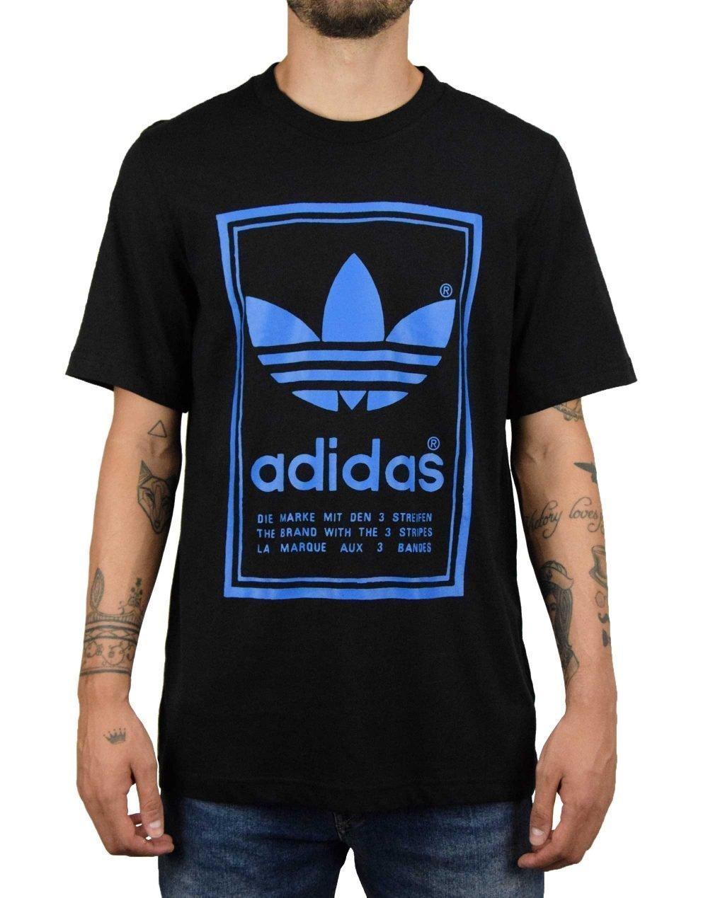 Adidas Vitage Tee ED6918 Black 1