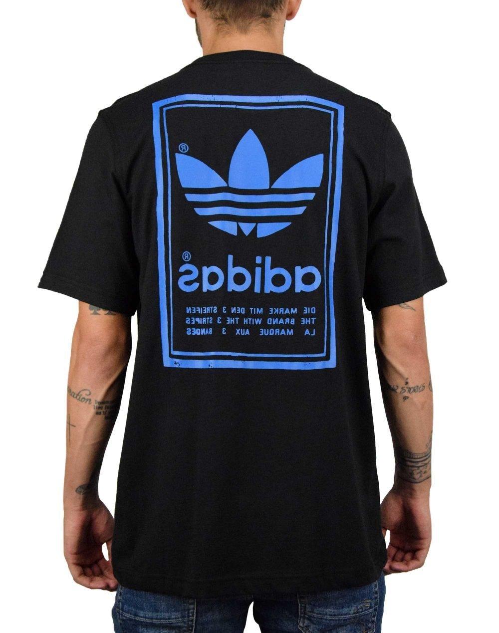 Adidas Vitage Tee ED6918 Black 2