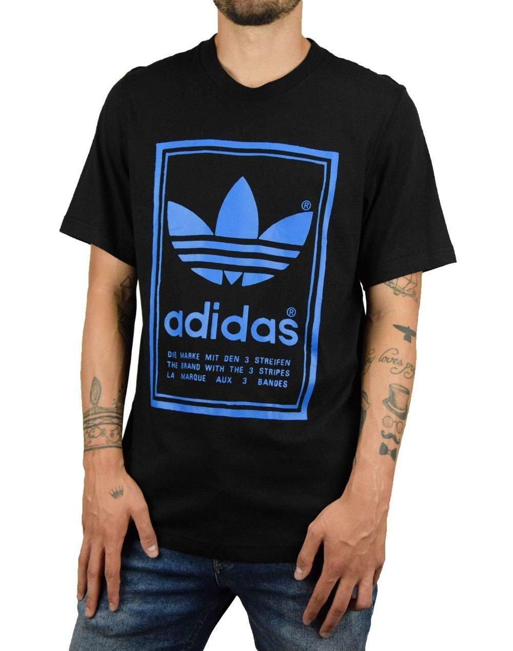 Adidas Vitage Tee ED6918 Black 3