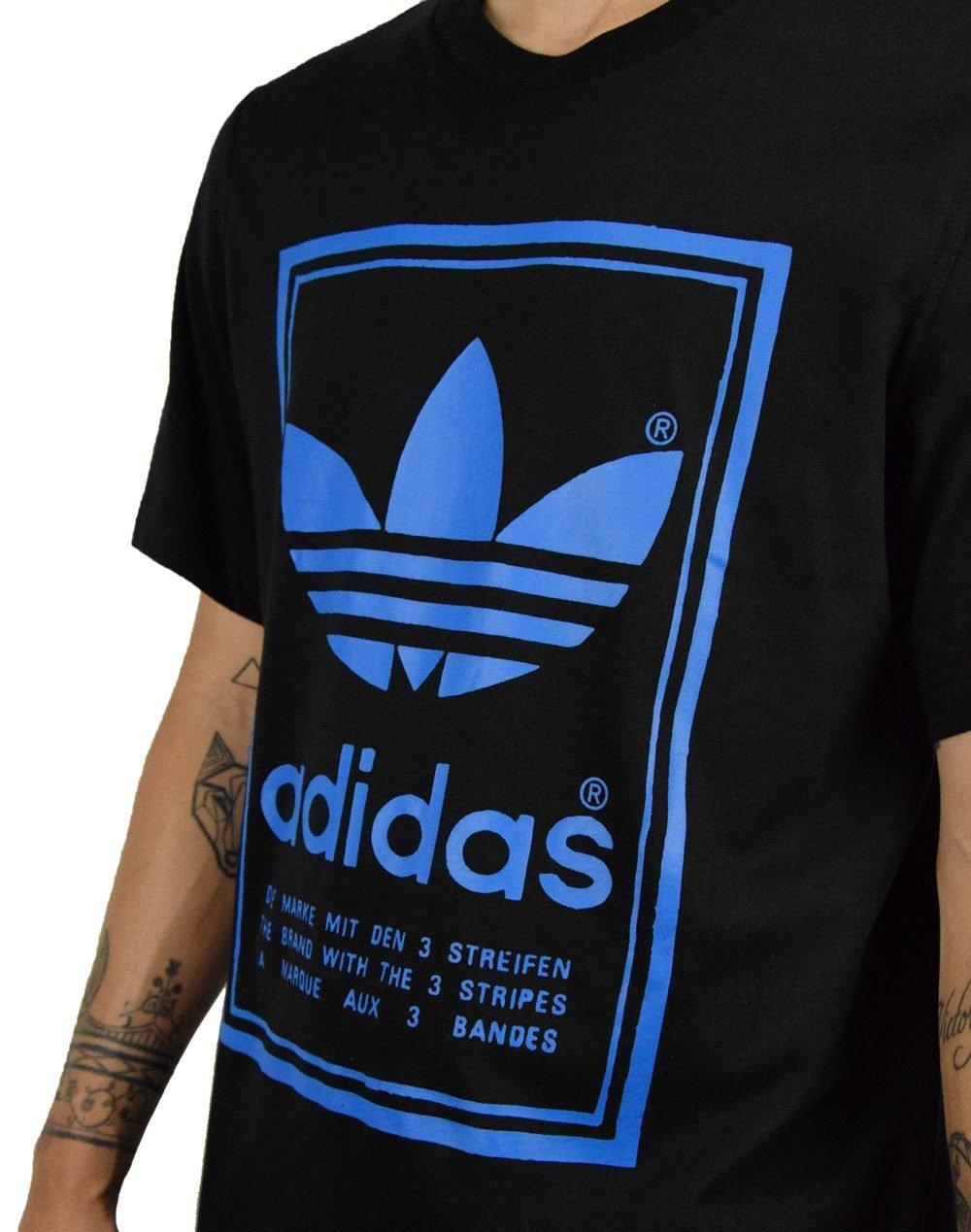 Adidas Vitage Tee ED6918 Black 4