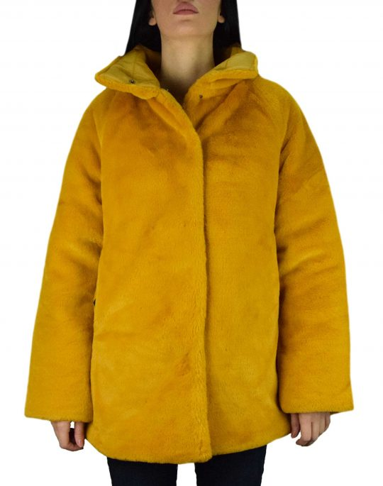Biston Ladies Jacket (42-101-036) Ginger Yellow