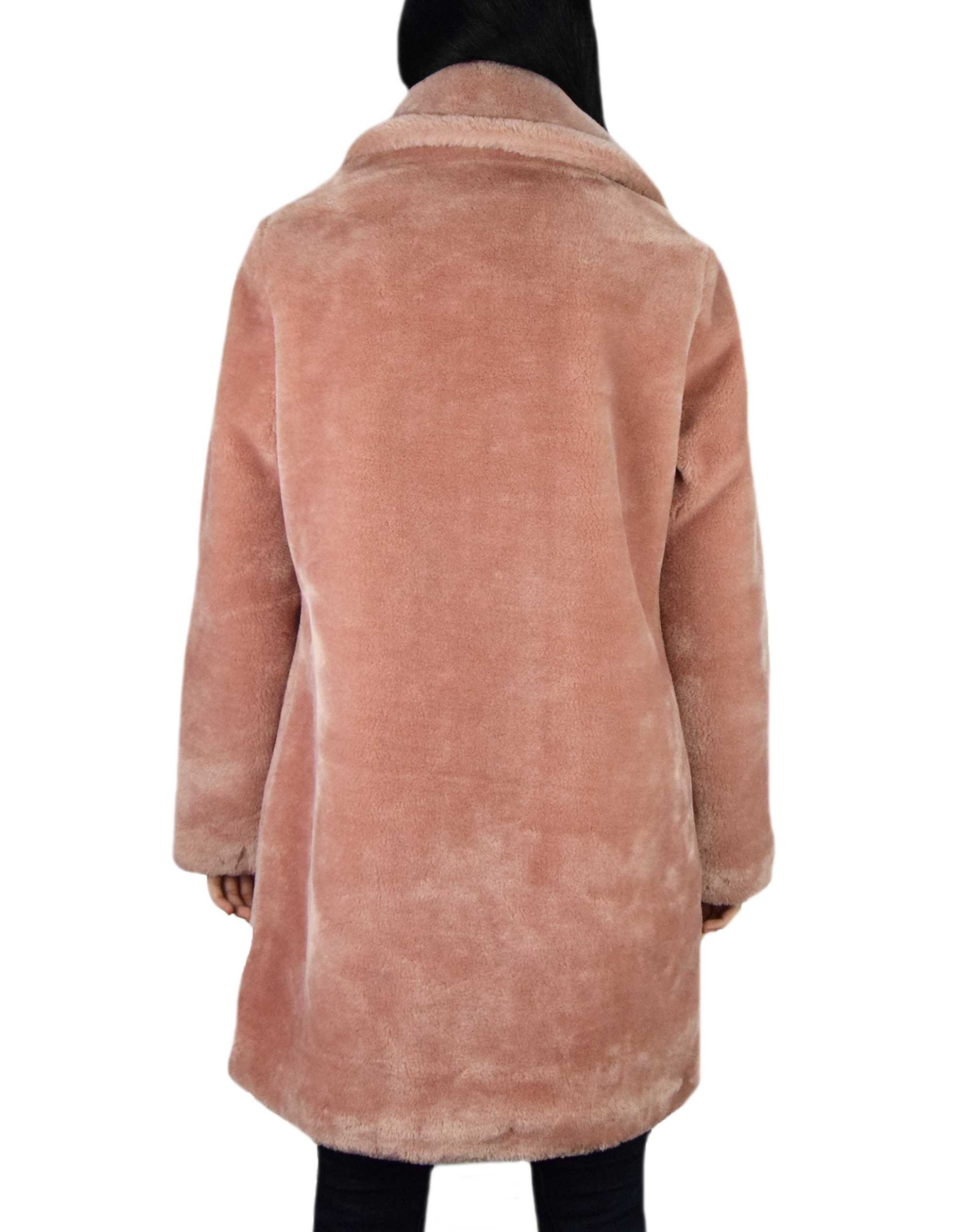 Biston Ladies Jacket (42-101-067) Dust Pink