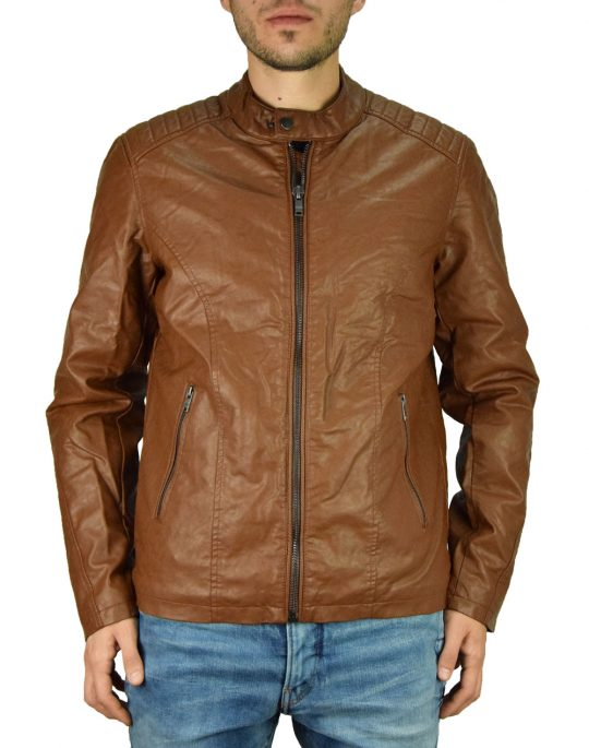 Biston Mens Jacket (42-201-012) Camel
