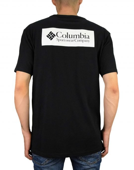 Columbia North Cascades Tee (XO2823-011) Black