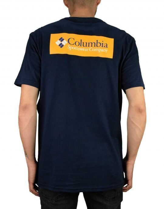 Columbia North Cascades Tee (XO2823-464) Navy