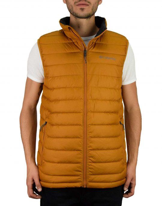 Columbia Powder Lite™ Vest (WO0847-795) Mustard