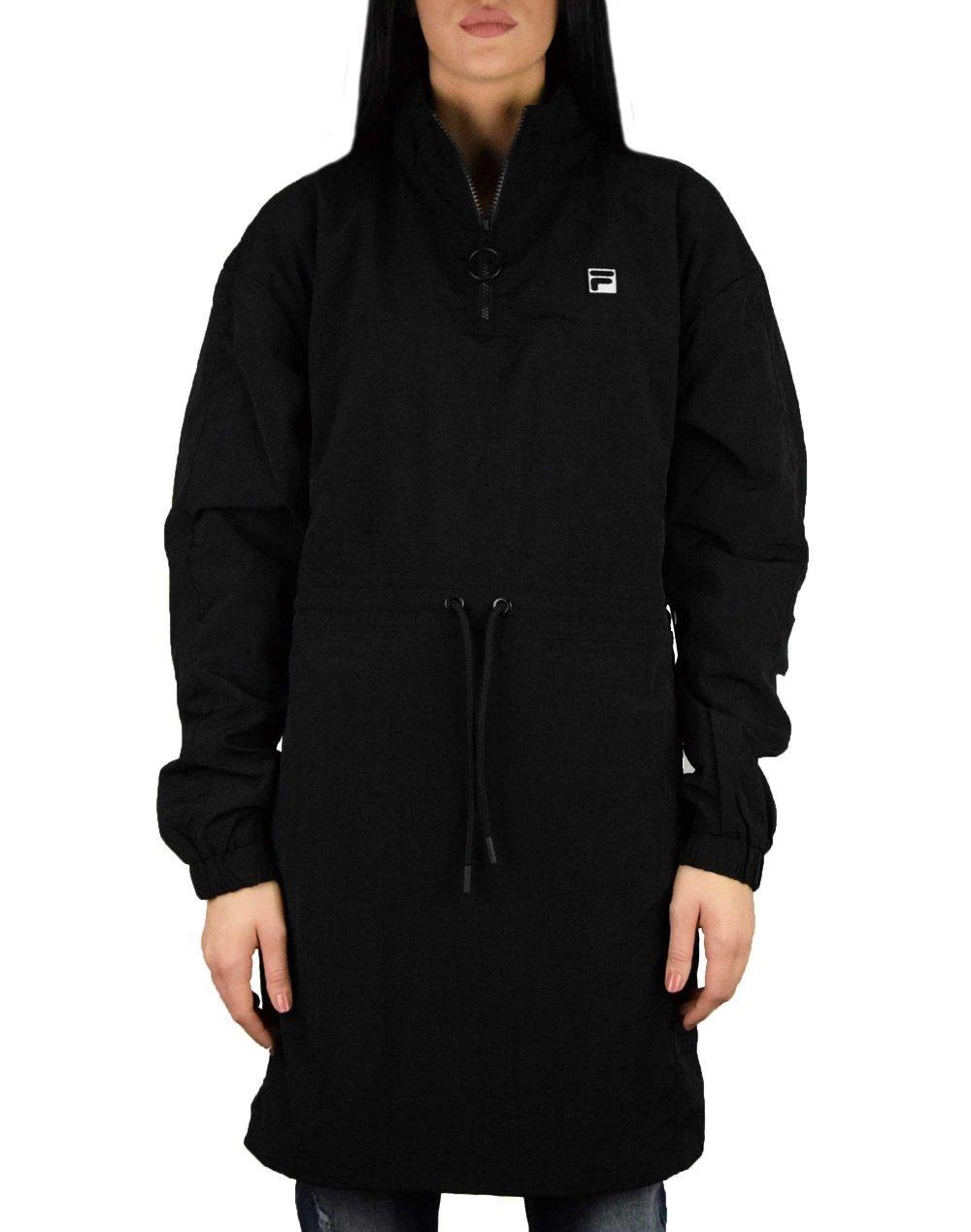 Fila Bijou Track Mini Dress LW933224 001 Black 1