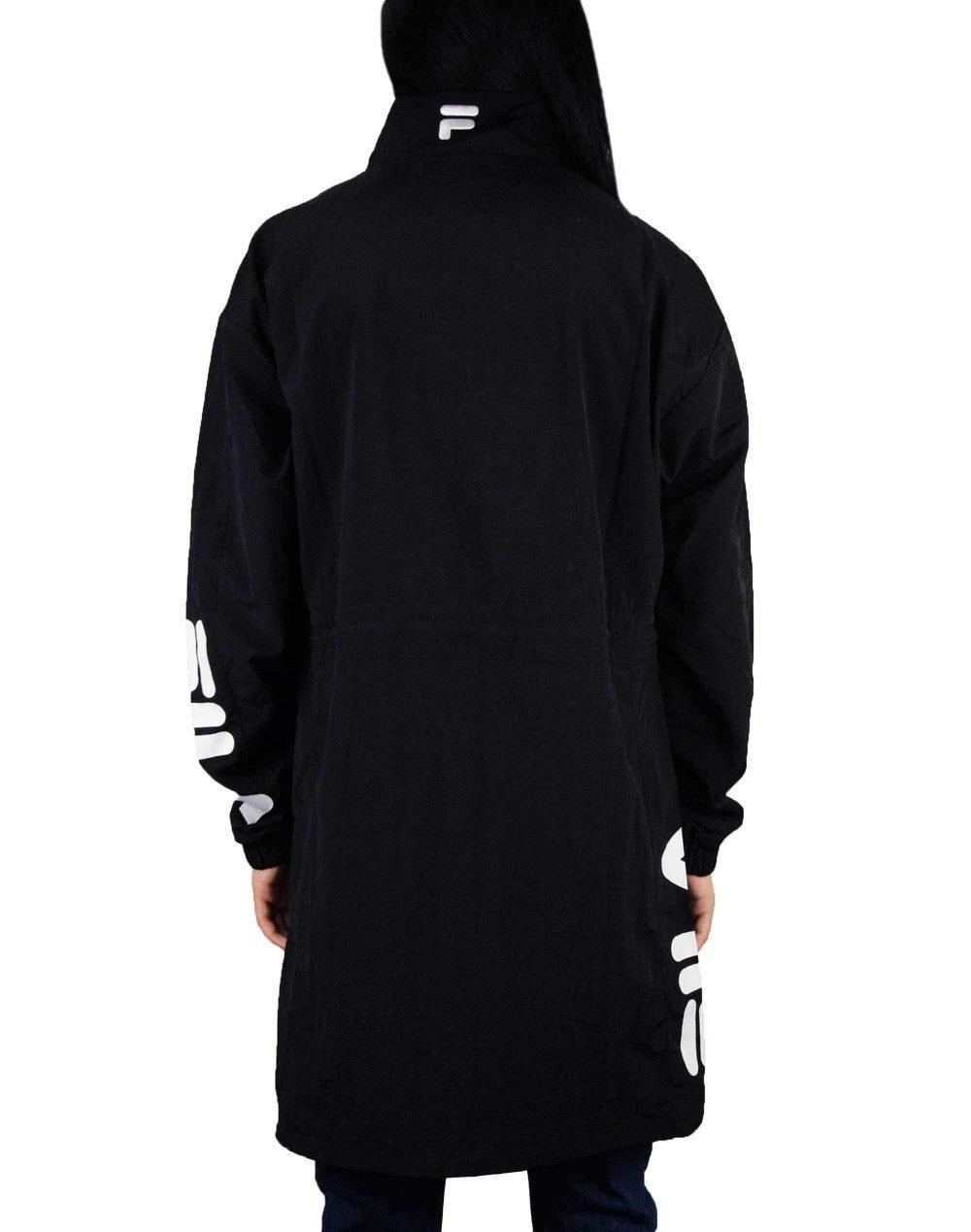 Fila Bijou Track Mini Dress LW933224 001 Black 2