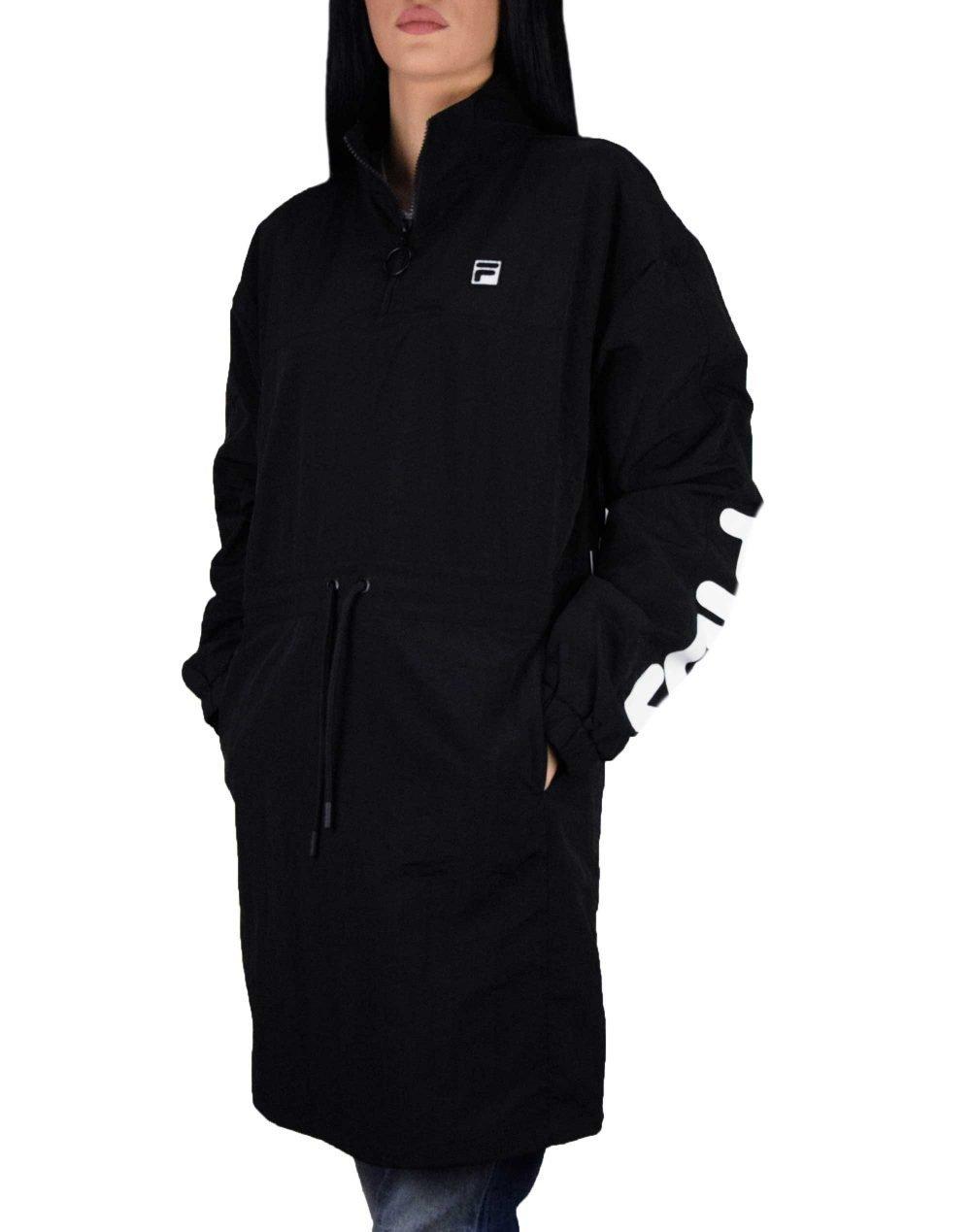 Fila Bijou Track Mini Dress LW933224 001 Black 3