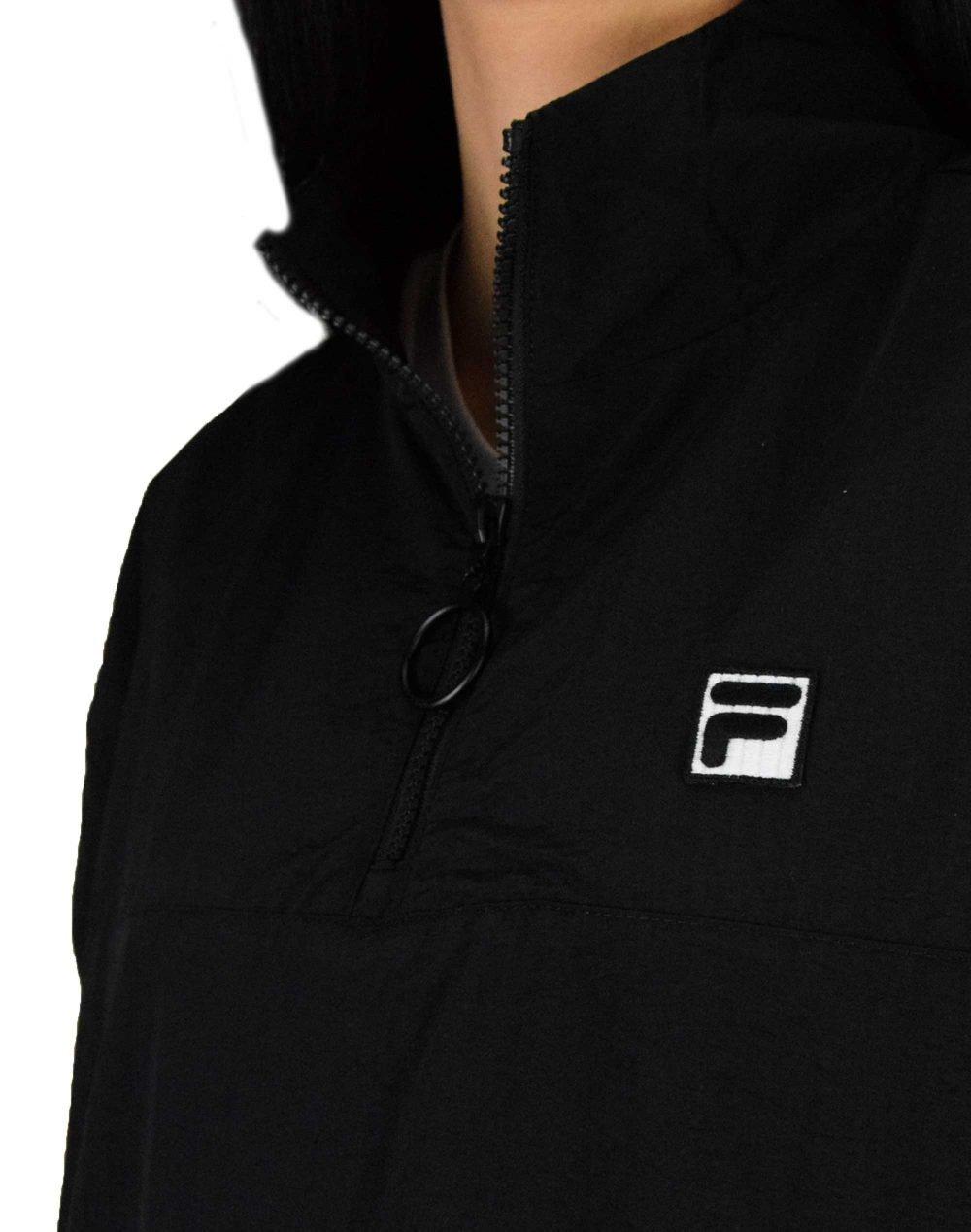 Fila Bijou Track Mini Dress LW933224 001 Black 4