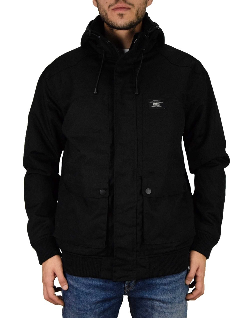 Globe Inkerman Jacket (GB01637016) Black