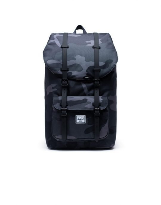 Herschel Supply Co Little America 25L (10014-02992) Black Camo