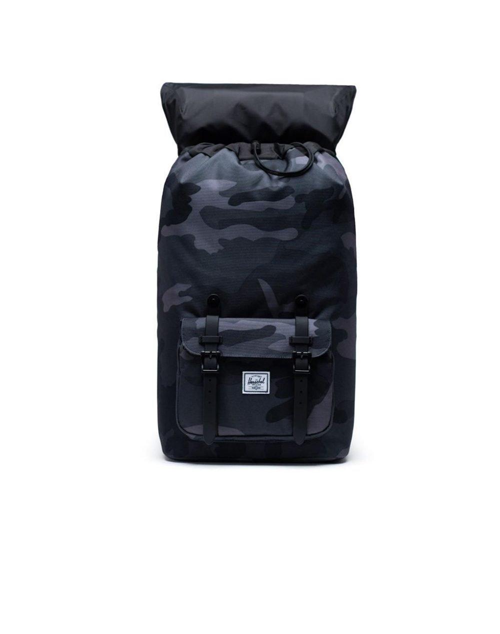 Herschel Supply Co Little America 25L (10014-02992) Black Camo