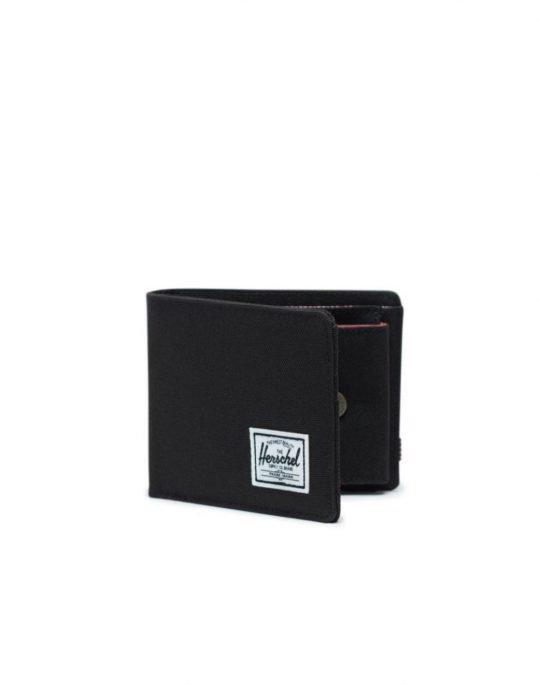 Herschel Supply Co Roy + Coin RFID (10403-00001) Black