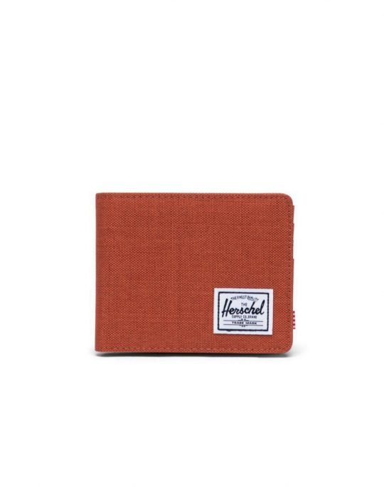 Herschel Supply Co Roy + Coin RFID (10403-03002) Picante Crosshatch