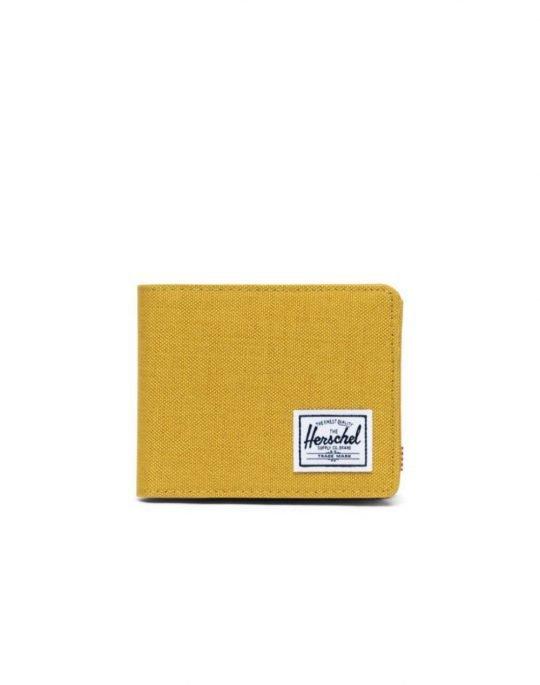 Herschel Supply Co Roy + Coin RFID (10403-03003) Arrowwwood Crosshatch