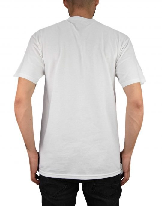Huf Essentials Box Logo Tee (TS00507) White