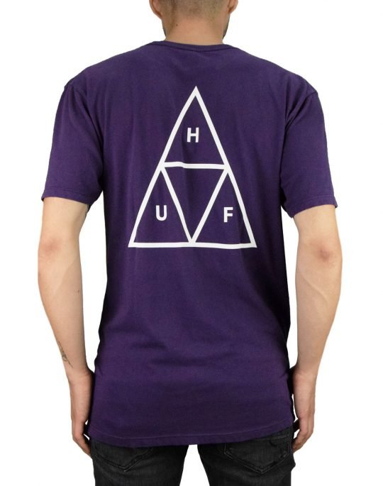 Huf Essentials TT Tee (TS00509) Purple Velvet