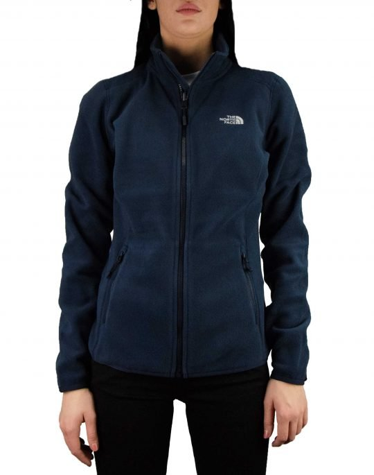 The North Face 100 Glacier Full Zip (T92UAUH2G) Urban Navy