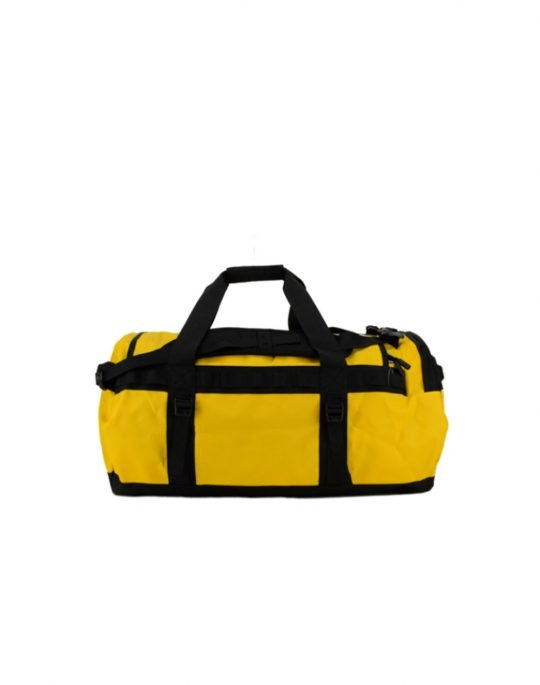 The North Face Base Camp Duffel 50L (T93ETOZU3) Summit Gold/Black