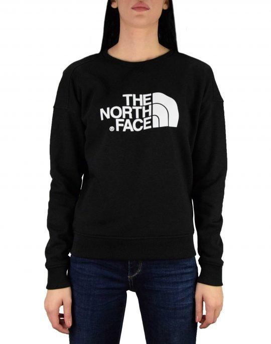The North Face Drew Peak Crew Neck (T93S4GJK3) Black