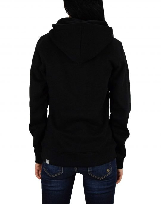 The North Face Drew Peak Pullover Hoodie (T0A8MUKY4) Black/White