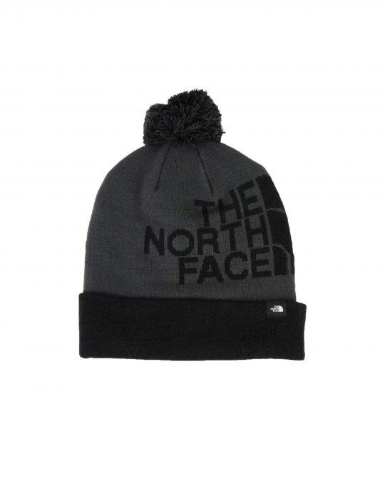 The North Face Ski Tuke V Beanie (T0CTH9KT0) Asphalt Grey/Black