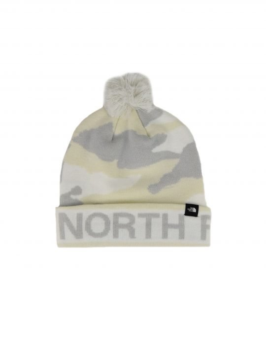 The North Face Ski Tuke V Beanie (T0CTH9Q1W) White Camo
