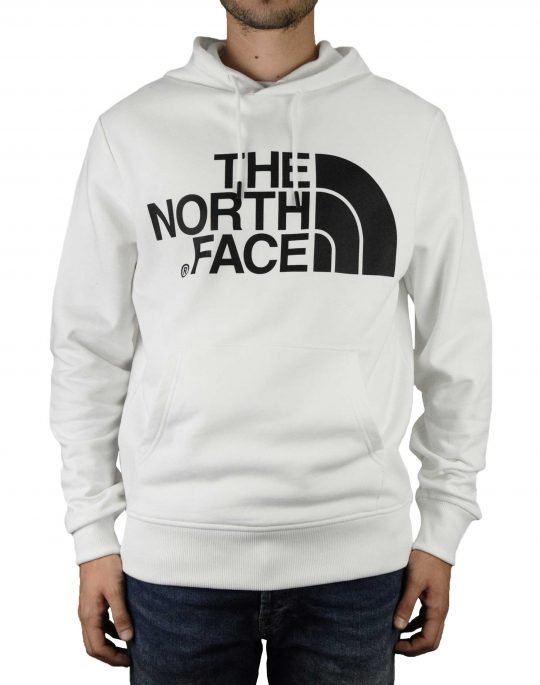 The North Face Standard Hoodie (T93XYDFN4) White