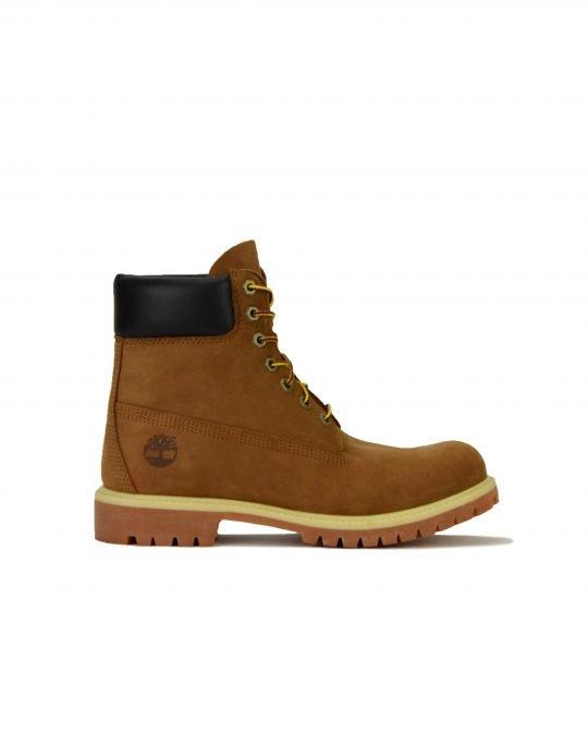 Timberland Premium 6 In Waterproof Boot (TB072066 827) Rust Nubuck