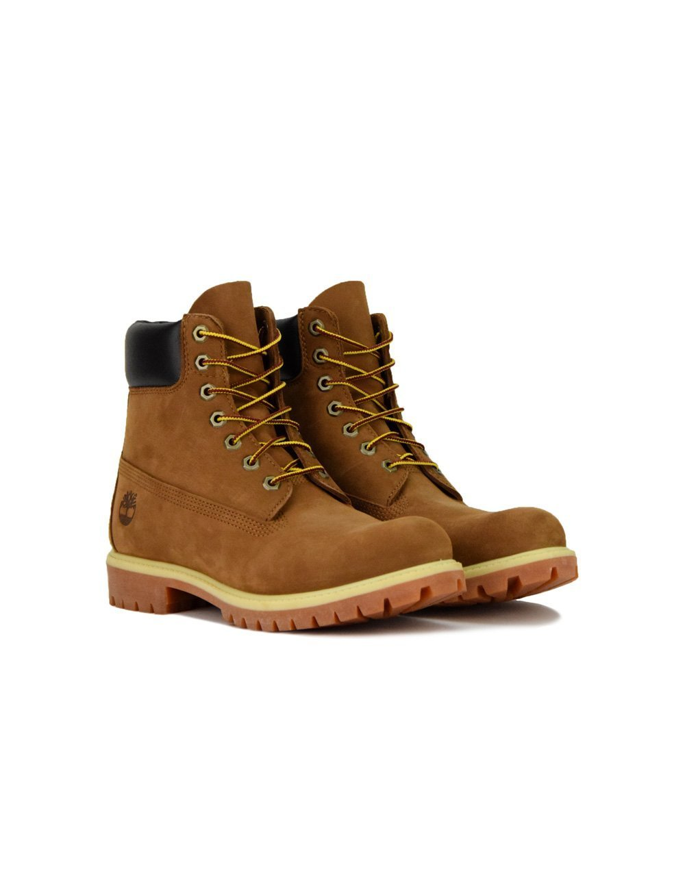 Timberland Premium 6 In Waterproof Boot (TB072066 827) Rust Nubuck