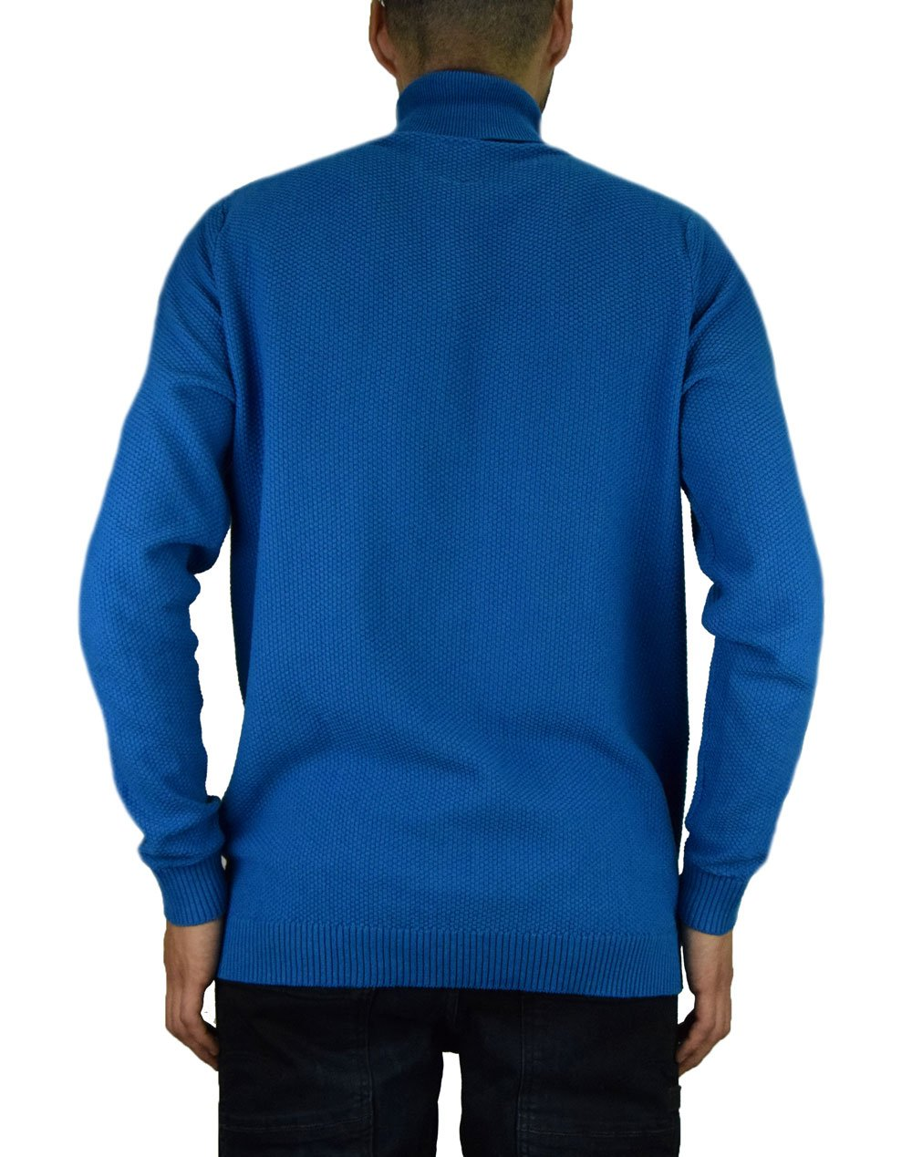 Biston Mens Sweater (42-206-007) Royal Blue