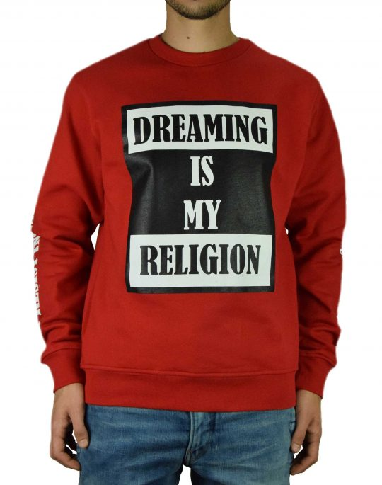 Defend Paris To Be Crew Neck (TOBEX19) Red