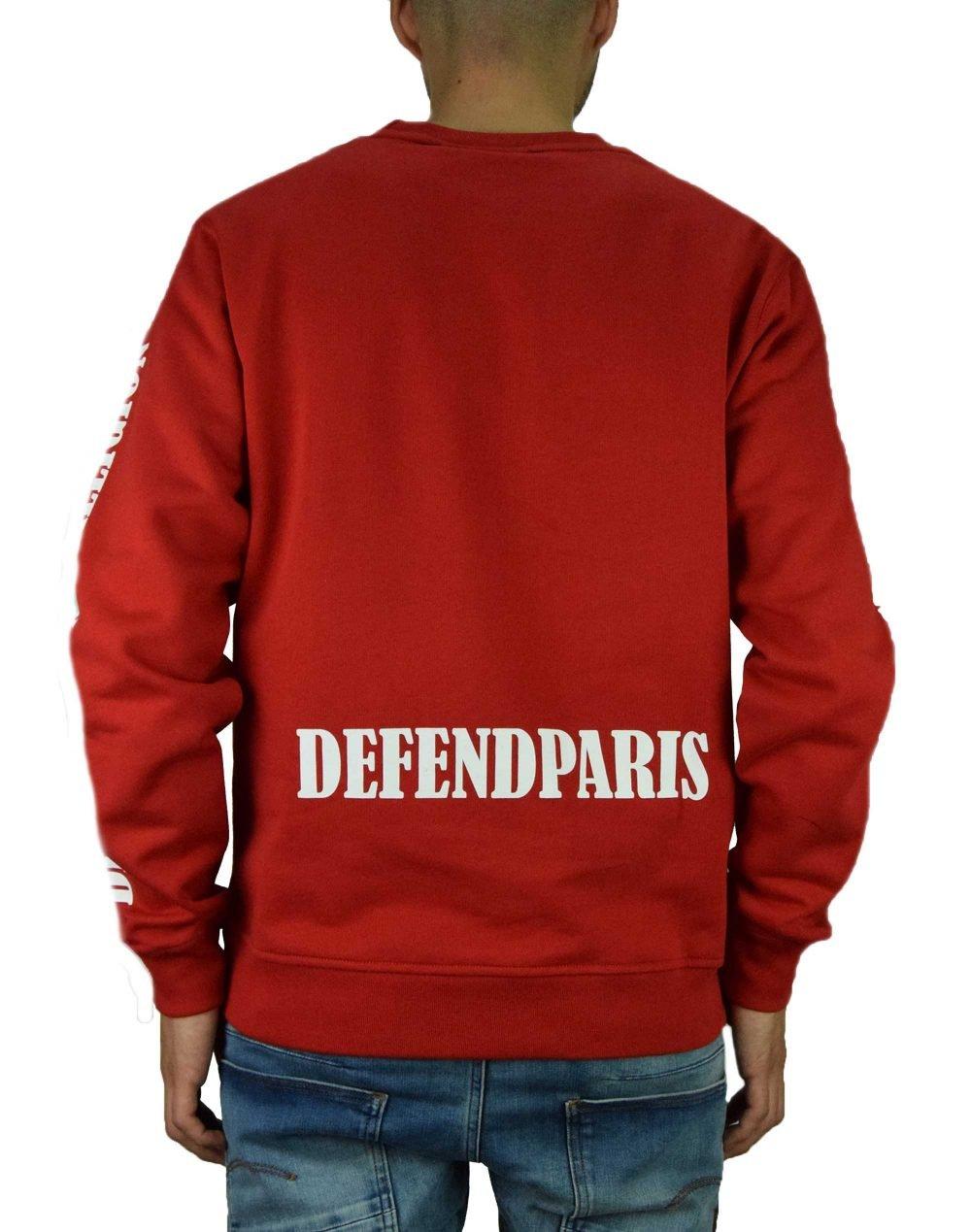 Defend Paris To Be Crew Neck (TOBEX19) Red