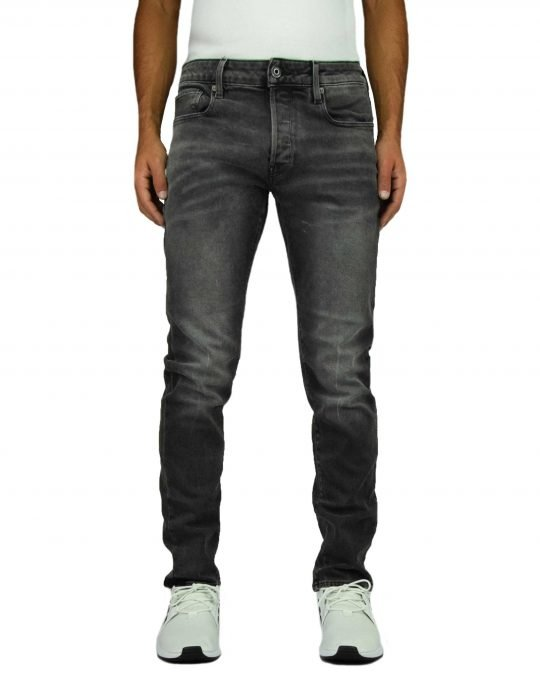 G-Star Raw 3301 Slim (51001-B479-A800) Antic Charcoal
