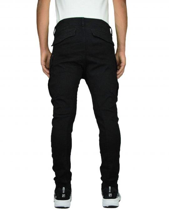 G-Star Raw Rovic Zip 3D Skinny (D15490-B472-A810) Black