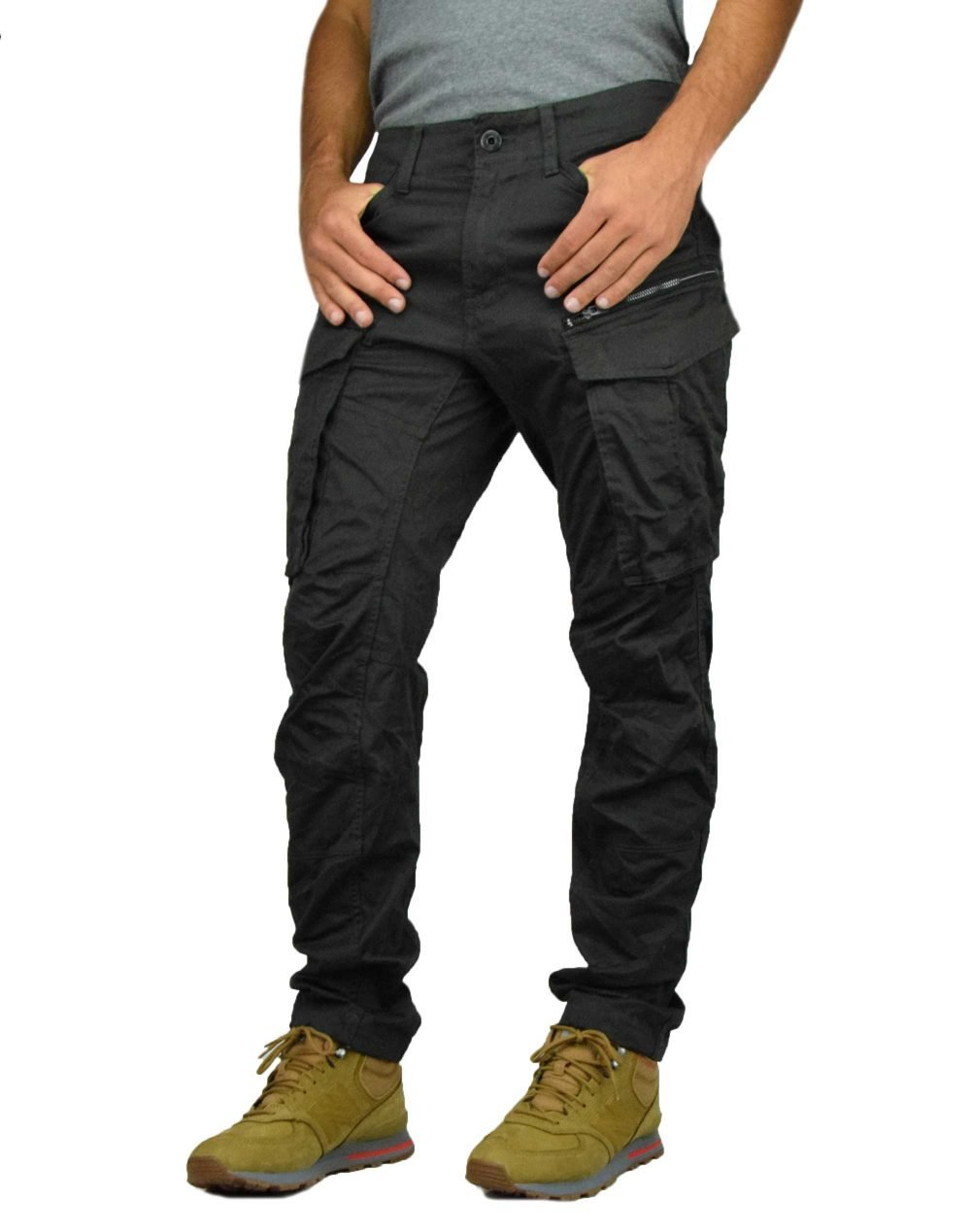 G-Star Raw Rovic Zip 3D Straight Tapered (D02190-5126-976) Raven