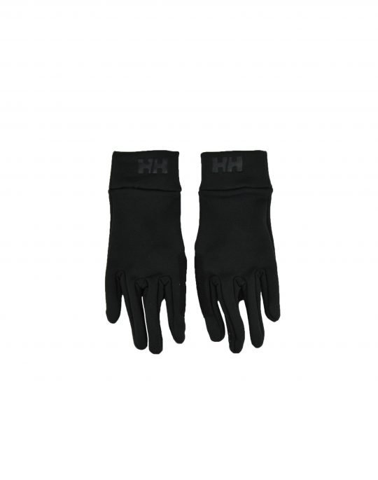 Helly Hansen Fleece Touch Glove Liner (67332-990) Black