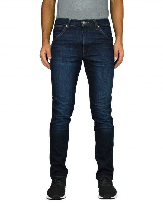 Wrangler 11MWZ Slim Straight (11MWZ) Dark Icon Blue
